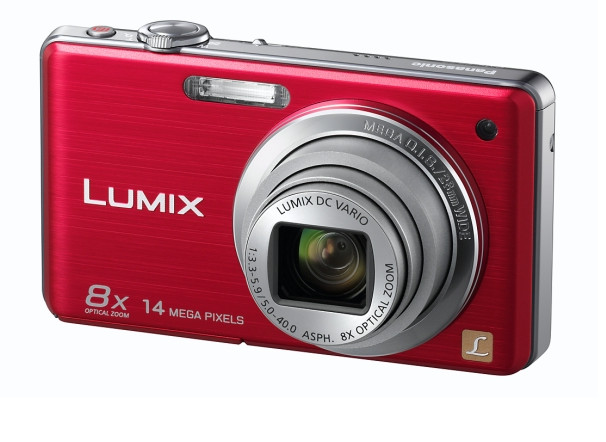 Panasonic Lumix DMC-FH20