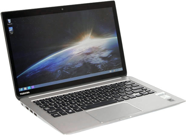 Toshiba KIRAbook - ультрабук высокого разрешения