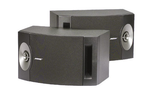 speaker system bose-two