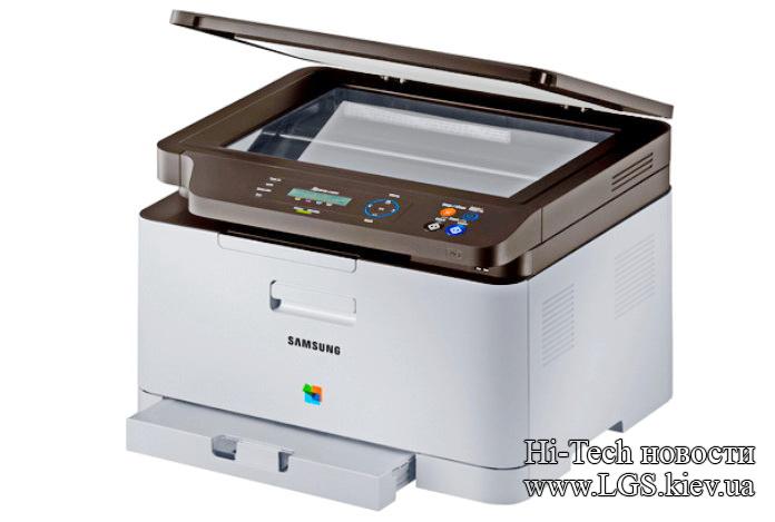 Тест цветного лазерного принтера Samsung Xpress C410W