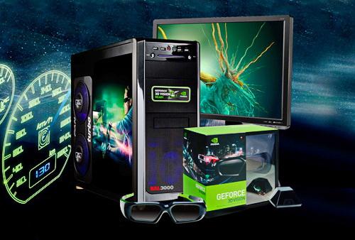 Персональные игровые компьютеры и рабочие станции HAL3000
