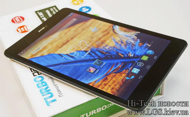 Планшет TurboPad 705 с 7-дюймовым экраном - обзор