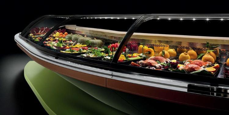 Холодильное Оборудование для магазинов и ресторанов