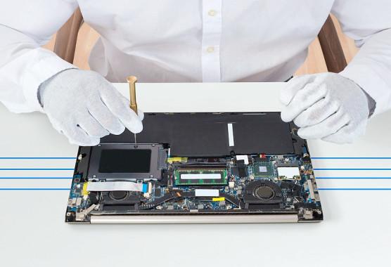 Сервисный центр Laptop-Repair.ru: ремонт и настройка ноутбуков